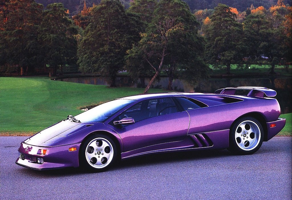 2001 Lamborghini Diablo 10 Free Car Wallpaper