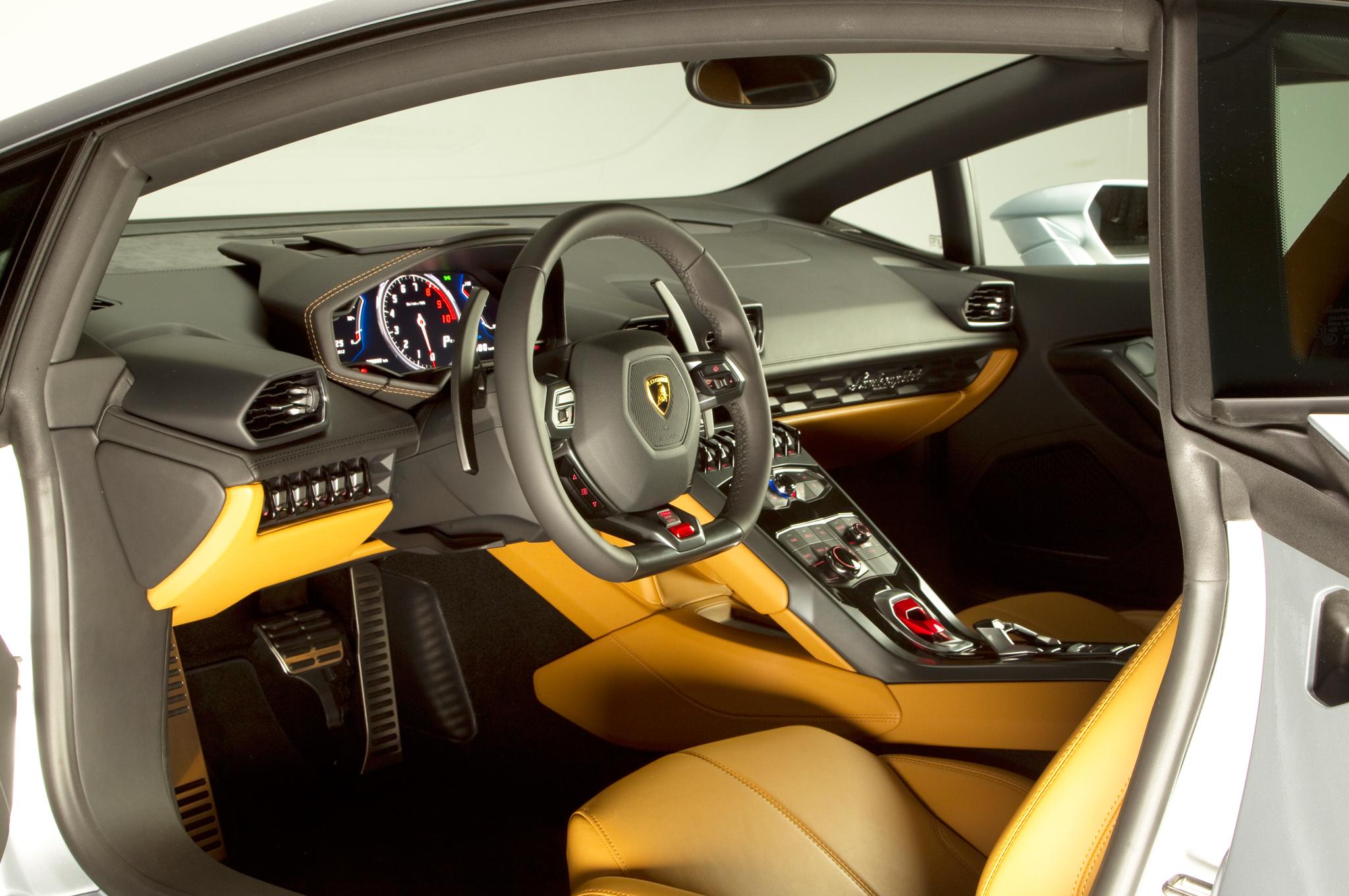 2015 Lamborghini Huracan 35 Car Hd Wallpaper